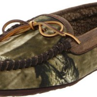 Woolrich Men`s Redwood Moccasin,Camouflage,Large (11.5-12.5 M US)