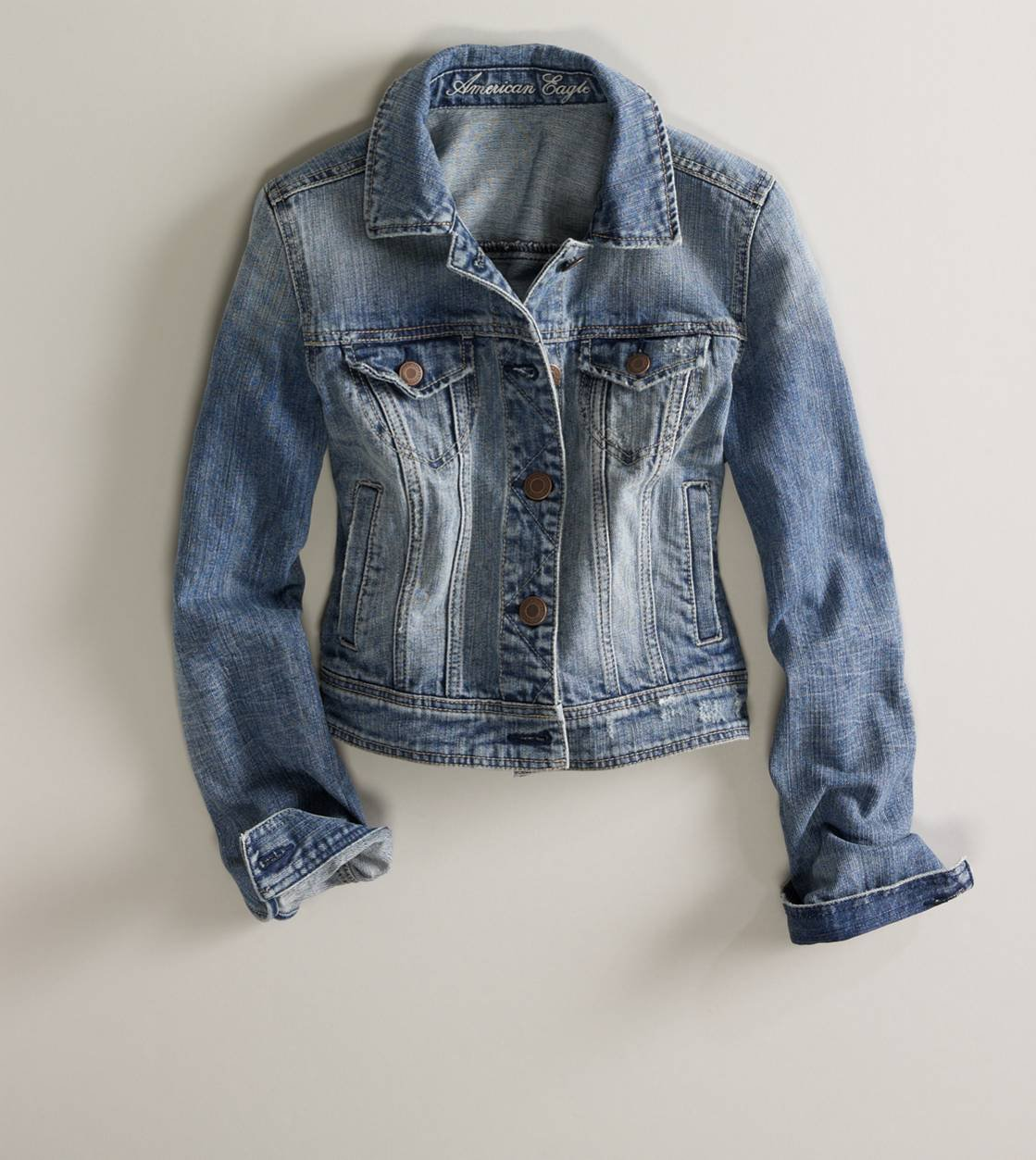 AE Denim Jacket | American Eagle Outfitters