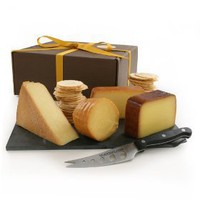 Smoked Cheese Assortment in Gift Box (3.9 pound) by igourmet