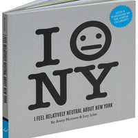 I Feel Relatively Neutral About New York | Mod Retro Vintage Books | ModCloth.com