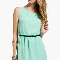 Oh Darling Belted Dress ~ TOBI