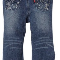 Levi`s Baby-girls Infant 9541 Claudia Flare Uncrush Pant