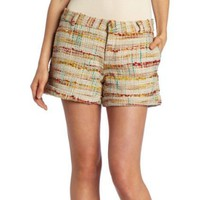 WHAT GOES AROUND COMES AROUND Women`s Rosalie Shorts