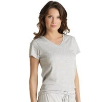 Jockey Women V-Neck Sleep T-Shirt - Plus Size 336500x