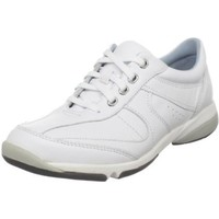 Hush Puppies Women`s Kalana Sneaker,White,7 XW US