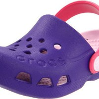 Crocs Electro Clog (Toddler/Little Kid) - designer shoes, handbags, jewelry, watches, and fashion accessories | endless.com