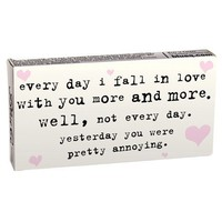 Fall In Love Gum - Whimsical &amp; Unique Gift Ideas for the Coolest Gift Givers