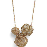 Spinning Yarns Necklace | Mod Retro Vintage Necklaces | ModCloth.com