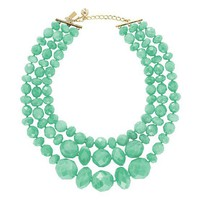 kate spade | give it a swirl statement necklace