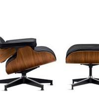 Eames?- Lounge & Ottoman - Design Within Reach