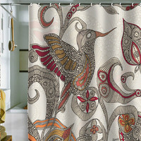 DENY Designs Home Accessories | Valentina Ramos Flying Shower Curtain