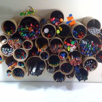 DIY Pencil Holder - StumbleUpon