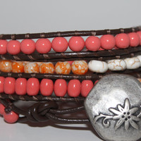 Adorable Boho Wrap Bracelet