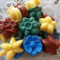 Soy Tarts Soy Wax Melts Soy Gems Flowers 30 Freesia Rose