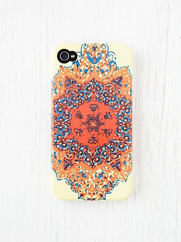 Free People Printed iPhone Case
