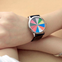 Colorful Watch (Twelve share)