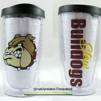Personalized 16 oz tumbler- hot or cold beverages from SimpleXpressions-Personalized!