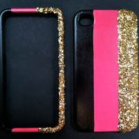 Custom Cell Phone Case- Glitter