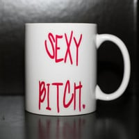 Sexy Bitch Personalized Gift Coffee Mug