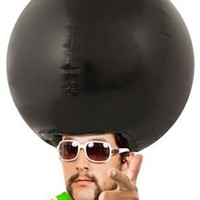 Giant Inflatable Afro Hair Wig - Whimsical & Unique Gift Ideas for the Coolest Gift Givers