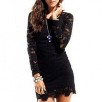 Somedays Lovin' Sugar Parties Dress in Black