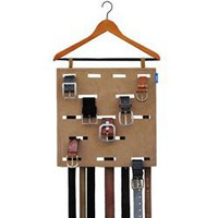 Kangaroom Storage Hang-His Belt Organizer - LIV01111BRKRLG