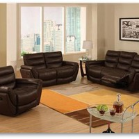 Lotus Living Room Set Brown, Living Room Furniture, Living Room Set: Nyfurnitureoutlets.com