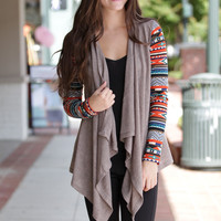 Bonfire Bundle Mocha Cardigan – Dress Up