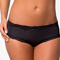 Brief Micro Lace Hipster