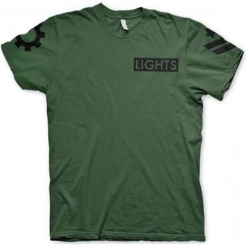 Lights Army Unisex T-Shirt