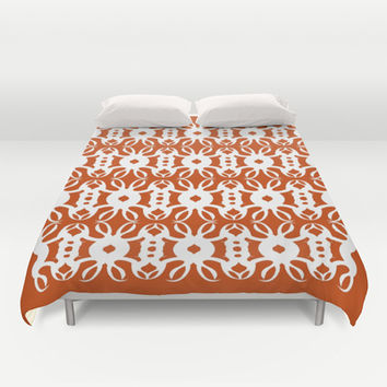 MAGIC II Duvet Cover by Robleedesigns