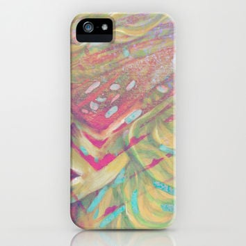 Cyber Flair iPhone & iPod Case by Ben Geiger