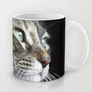 Cat portrait  Mug by VanessaGF