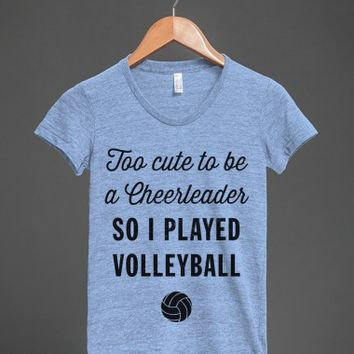 too cute-Unisex Athletic Grey T-Shirt