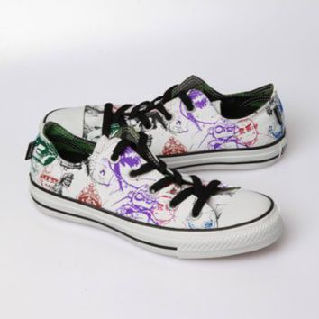 Gorillaz X Converse Low Top Sneaker - White / Multi