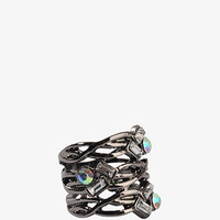 Twisted Vine Ring