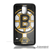 Boston Bruins Hockey Samsung Galaxy S5 Case