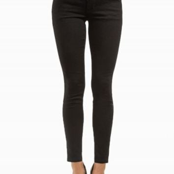 HARLOW JEGGING HIGH WAIST BLACK JEANS