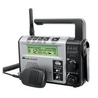 Amazon.com: Midland XT511 22-Channel FRS/GMRS Two-Way Emergency Crank Radio: Electronics