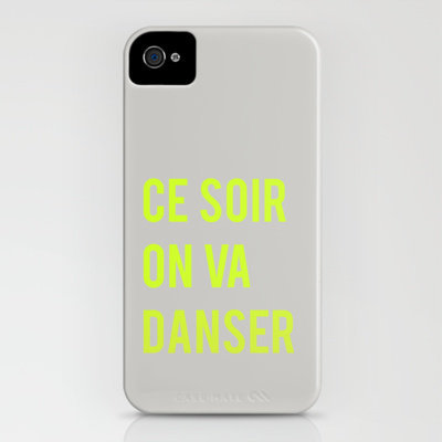 Danser iPhone Case by Galaxy Eyes | Society6