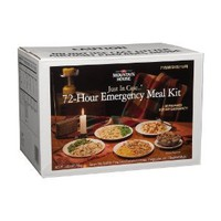 Mountain House 72-Hour Emergency Meal Kit: Amazon.com: Sports & Outdoors