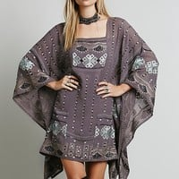 Free People Womens Dance Party Dress