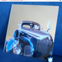 ON SALE Vintage Car Mirror - Packard