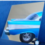 ON SALE Hot Rod Mirror - Vinyl Decal Wall Mirror