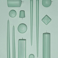 Green Candles - Yummi Candles