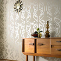 Modern Art Wallpaper | Decorate with Contemporary Wallpaper
