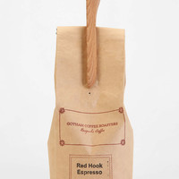Etched Coffee Bag Clip Coffee Scoop- Brown One