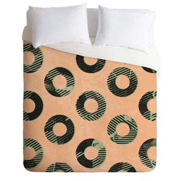 Nick Nelson Frayed Duvet Cover