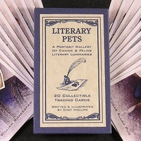 Literary Pets Card Set