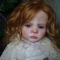 Custom Reborn pixie, elf, fairy doll ~ Ira ~ by Karola Wegerich, sold out limitied edition ~made to order~ by Anya Albertha